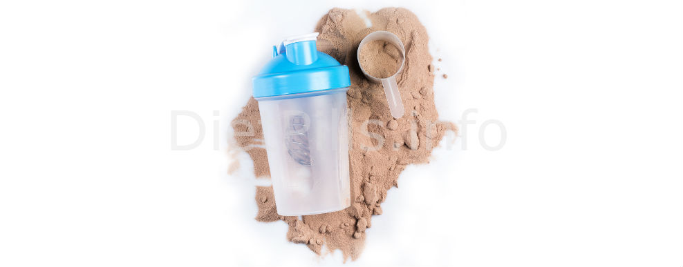 Protein with Diet Pills